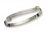 Signature Bracelet by E.L. Designs in Sterling Silver