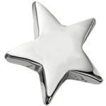 Silver Star Accent