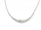 Glimmer Necklace by E.L. Designs in Sterling Silver