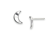 Crescent Moon by E.L. Designs in Sterling Silver