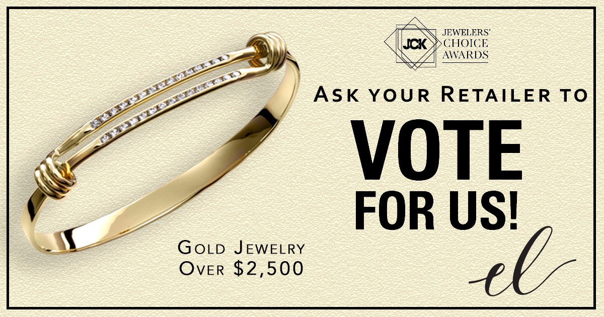 Vote for Us in the Jewelers Choice Awards